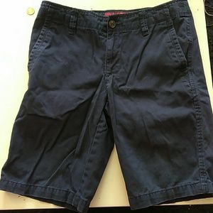 Arizona Navy shorts 10 husky